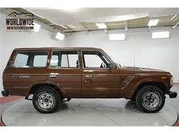 1984 Toyota Land Cruiser FJ (CC-1219031) for sale in Denver , Colorado