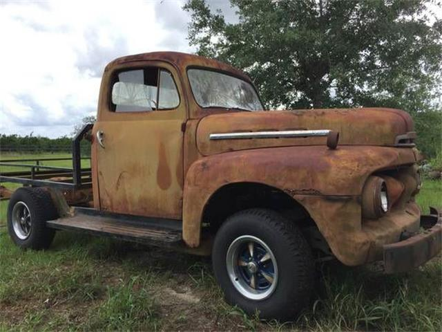 1952 Ford Flatbed Truck (CC-1219035) for sale in Cadillac, Michigan
