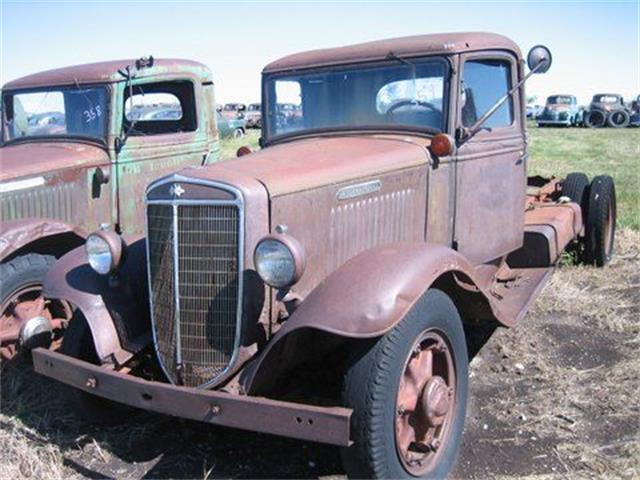1935 International Harvester (CC-1219040) for sale in Cadillac, Michigan