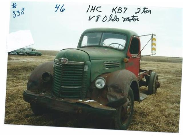 1948 International Harvester (CC-1219041) for sale in Cadillac, Michigan