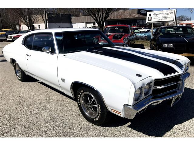 1970 Chevrolet Chevelle SS (CC-1219057) for sale in Stratford, New Jersey