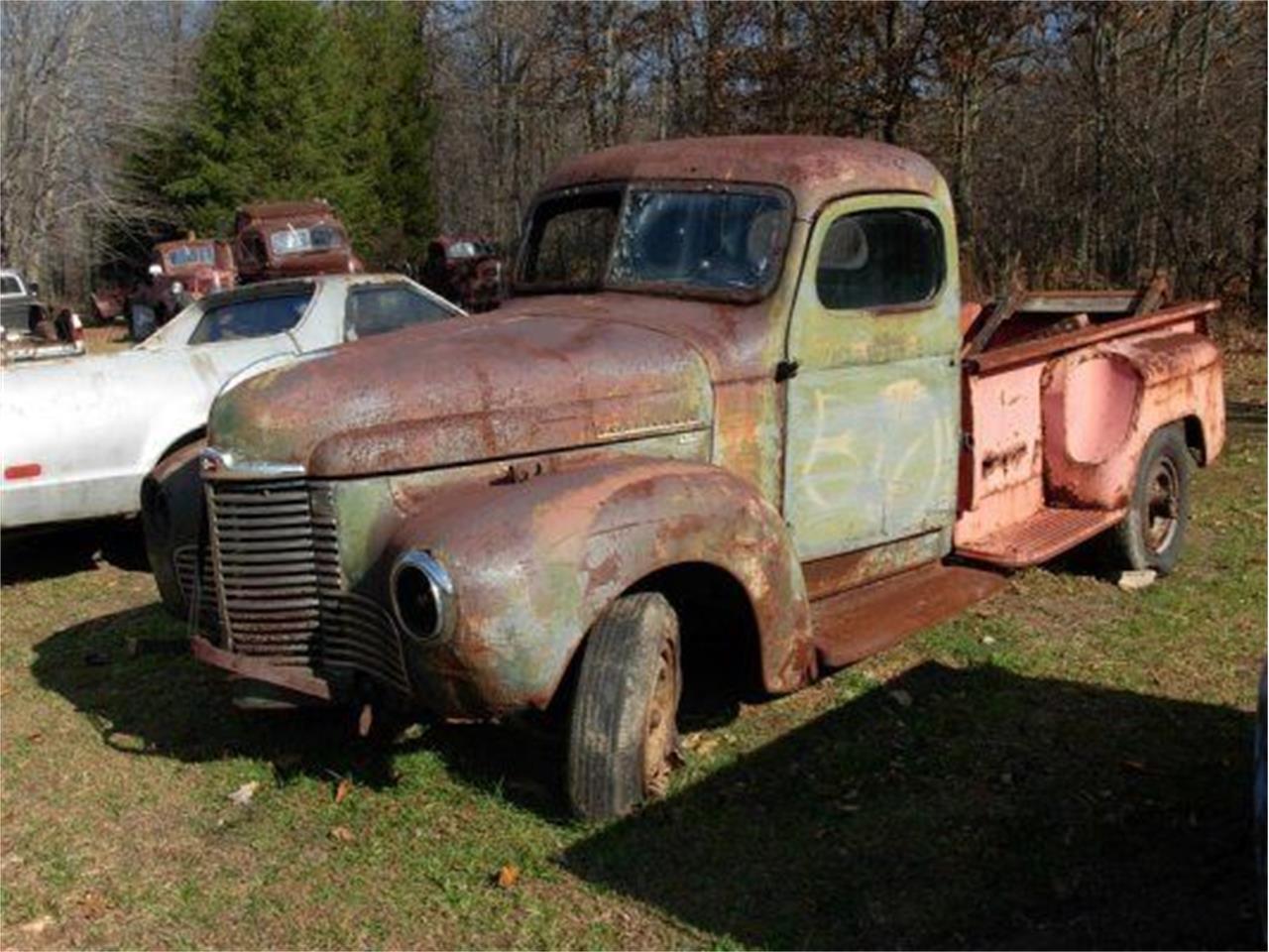 1946 International KB3 (CC-1219093) for sale in Cadillac, Michigan