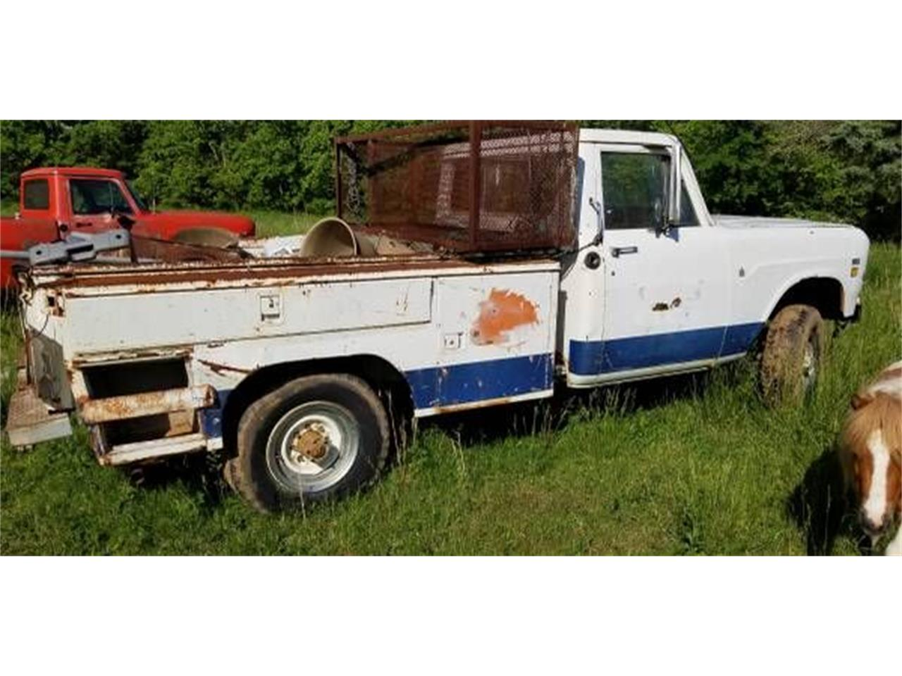 1971 International Harvester (CC-1219116) for sale in Cadillac, Michigan