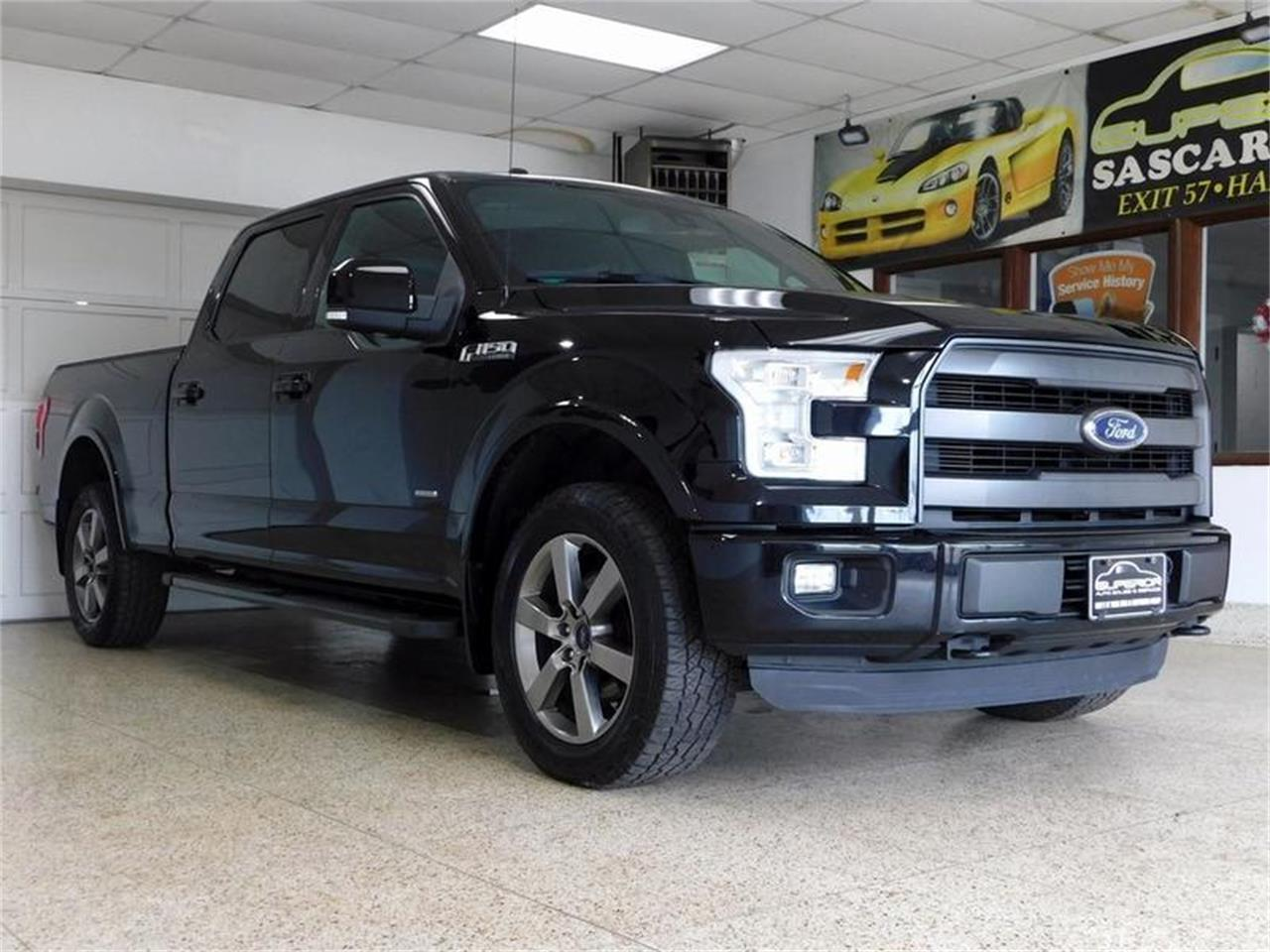 2016 Ford F150 (CC-1219120) for sale in Hamburg, New York