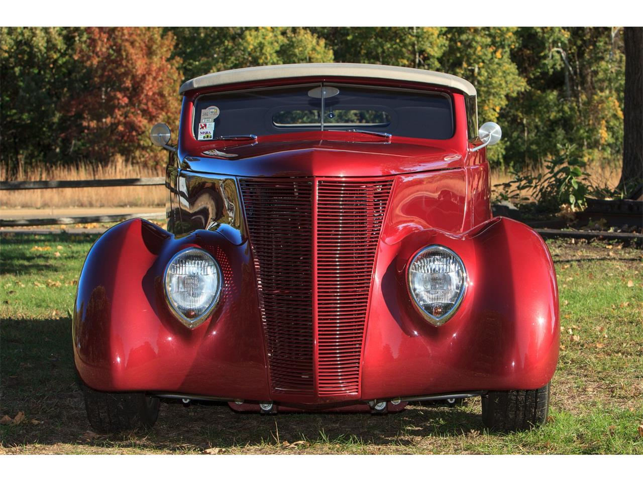 1937 Ford Cabriolet (CC-1219162) for sale in Annandale, Minnesota