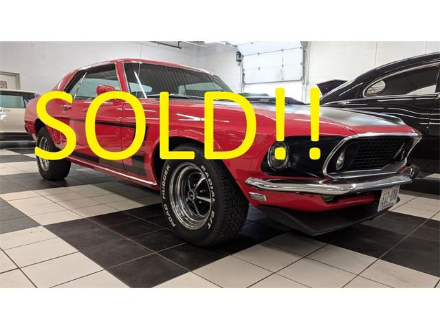 1969 Ford Mustang Boss 302 (CC-1219164) for sale in Annandale, Minnesota