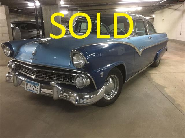 1955 Ford Crown Victoria (CC-1219170) for sale in Annandale, Minnesota