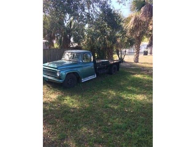 1967 International Harvester (CC-1219171) for sale in Cadillac, Michigan