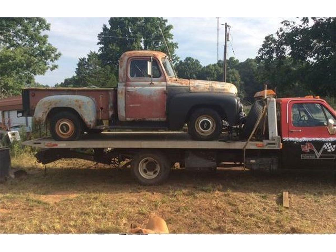 1954 International Harvester (CC-1219172) for sale in Cadillac, Michigan