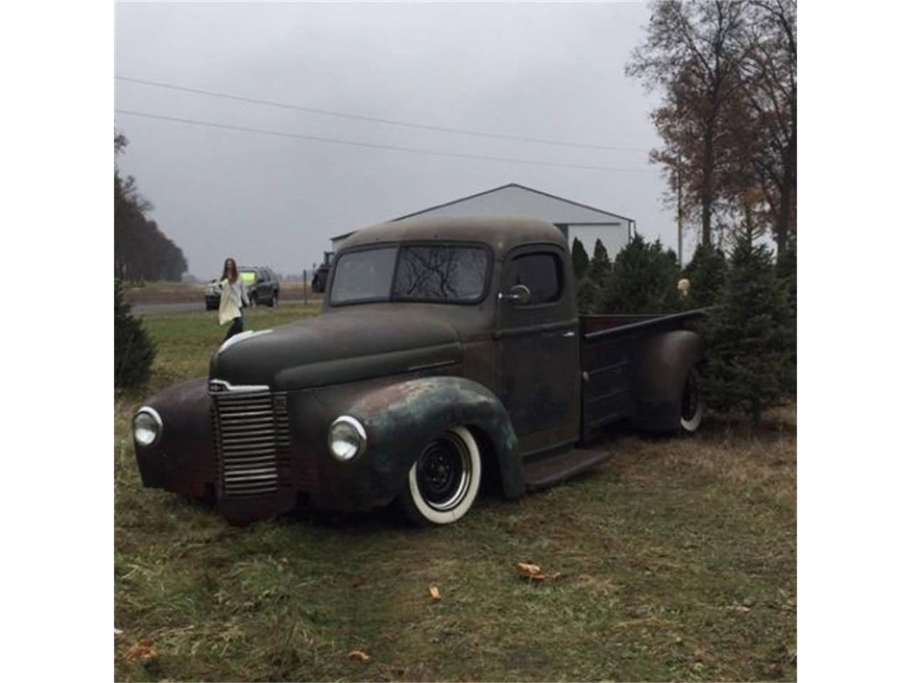 1948 International KB3 (CC-1219179) for sale in Cadillac, Michigan
