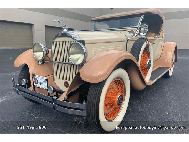 1929 Packard 633 (CC-1210092) for sale in BOCA RATON, Florida