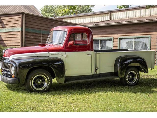 1951 International Harvester (CC-1219206) for sale in West Pittston, Pennsylvania