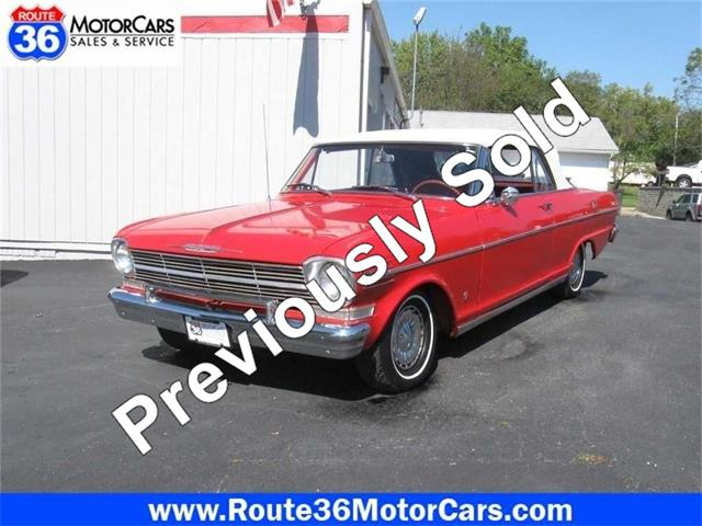 1962 Chevrolet Chevy II Nova