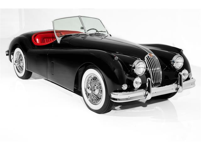 1956 Jaguar XK140 (CC-1219220) for sale in Des Moines, Iowa