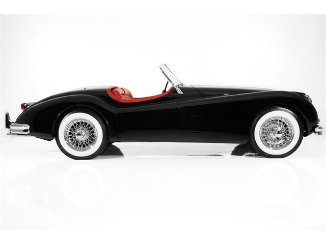 1956 Jaguar XK140 (CC-1219220) for sale in Des Moines, Iowa