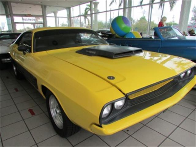 1972 Dodge Challenger (CC-1219280) for sale in Miami, Florida