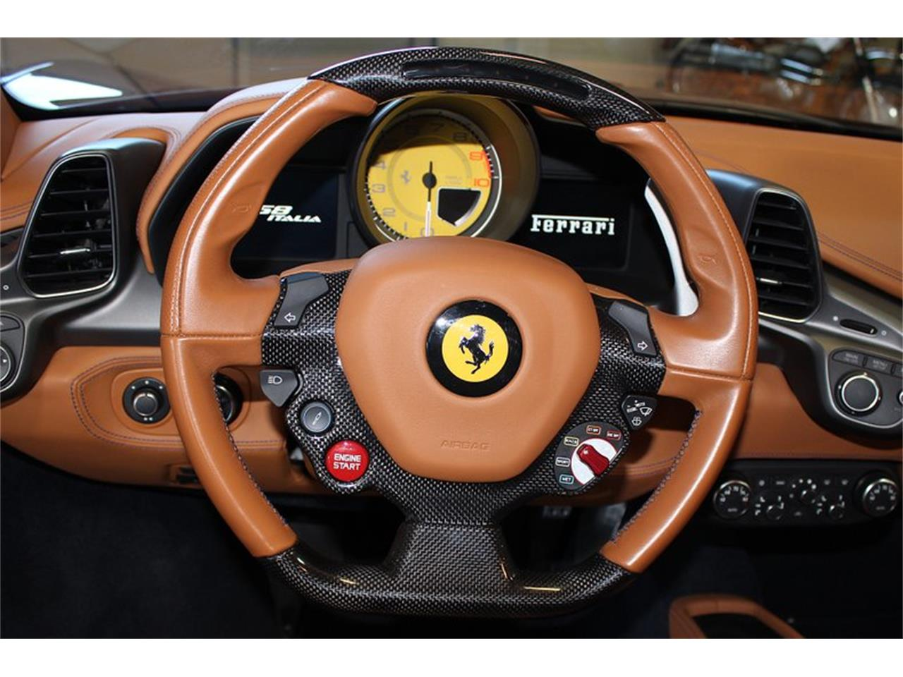 2013 Ferrari 458 (CC-1219297) for sale in San Carlos, California
