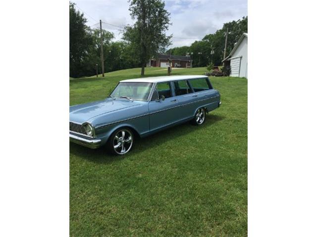 1965 Chevrolet Nova (CC-1210931) for sale in Cadillac, Michigan