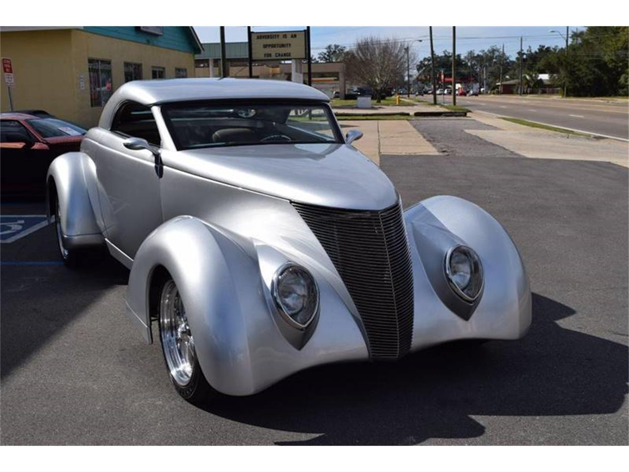 1937 Ford Custom Coupe (CC-1219322) for sale in Biloxi, Mississippi