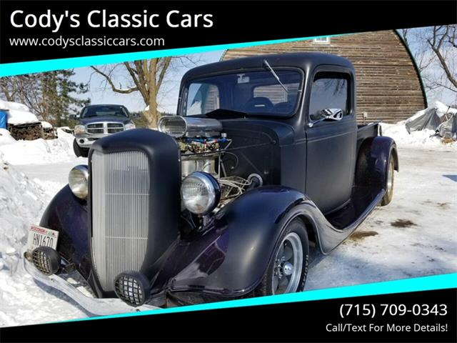1935 Ford Street Rod (CC-1219324) for sale in Stanley, Wisconsin