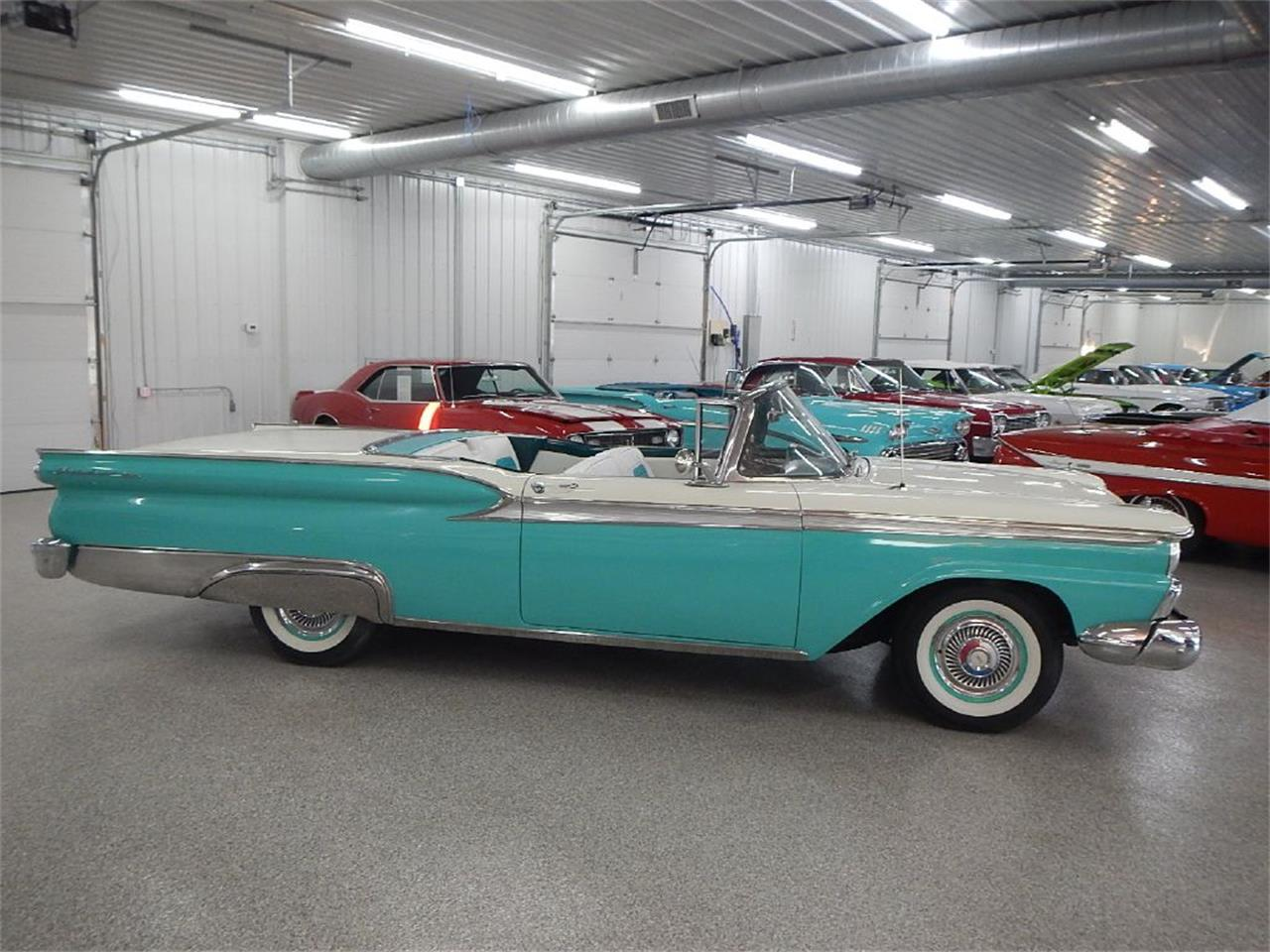 1959 Ford Fairlane 500 Skyliner (CC-1219329) for sale in Celina, Ohio