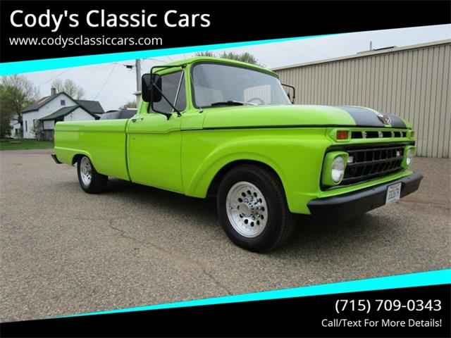 1965 Ford F250 (CC-1219330) for sale in Stanley, Wisconsin