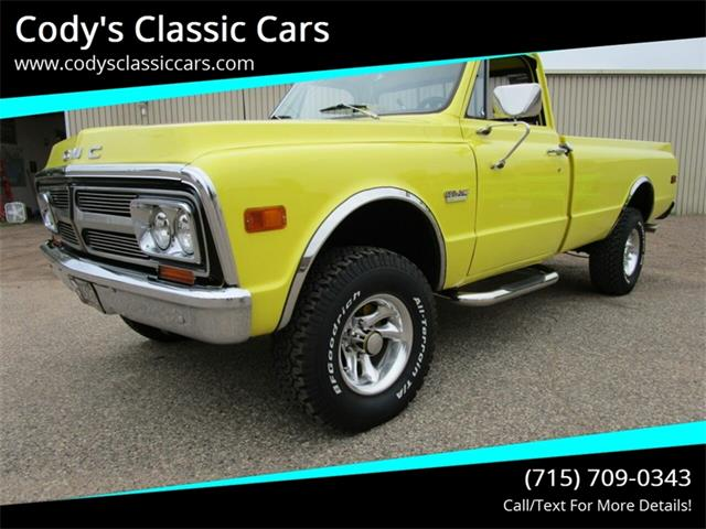 1971 GMC C/K 2500 (CC-1219332) for sale in Stanley, Wisconsin