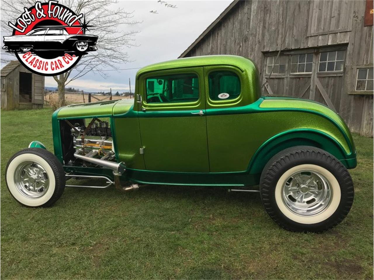 1932 Ford 5-Window Coupe (CC-1219379) for sale in Mount Vernon, Washington
