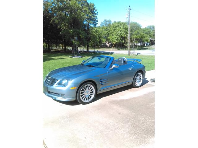 2005 Chrysler Crossfire (CC-1210094) for sale in Mcloud, Oklahoma