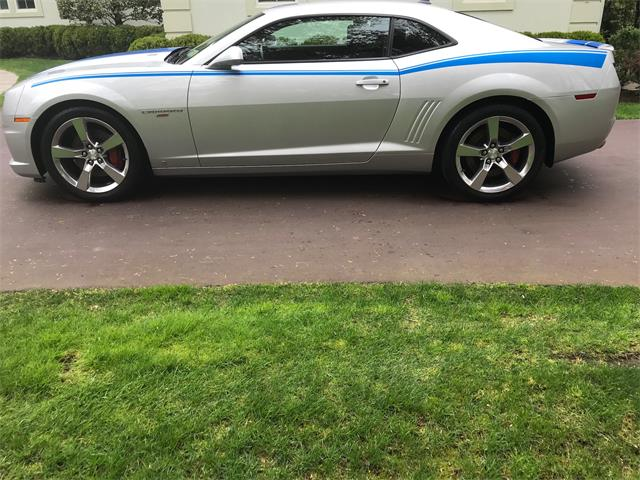 2010 Chevrolet Camaro SS (CC-1219436) for sale in Armonk, New York