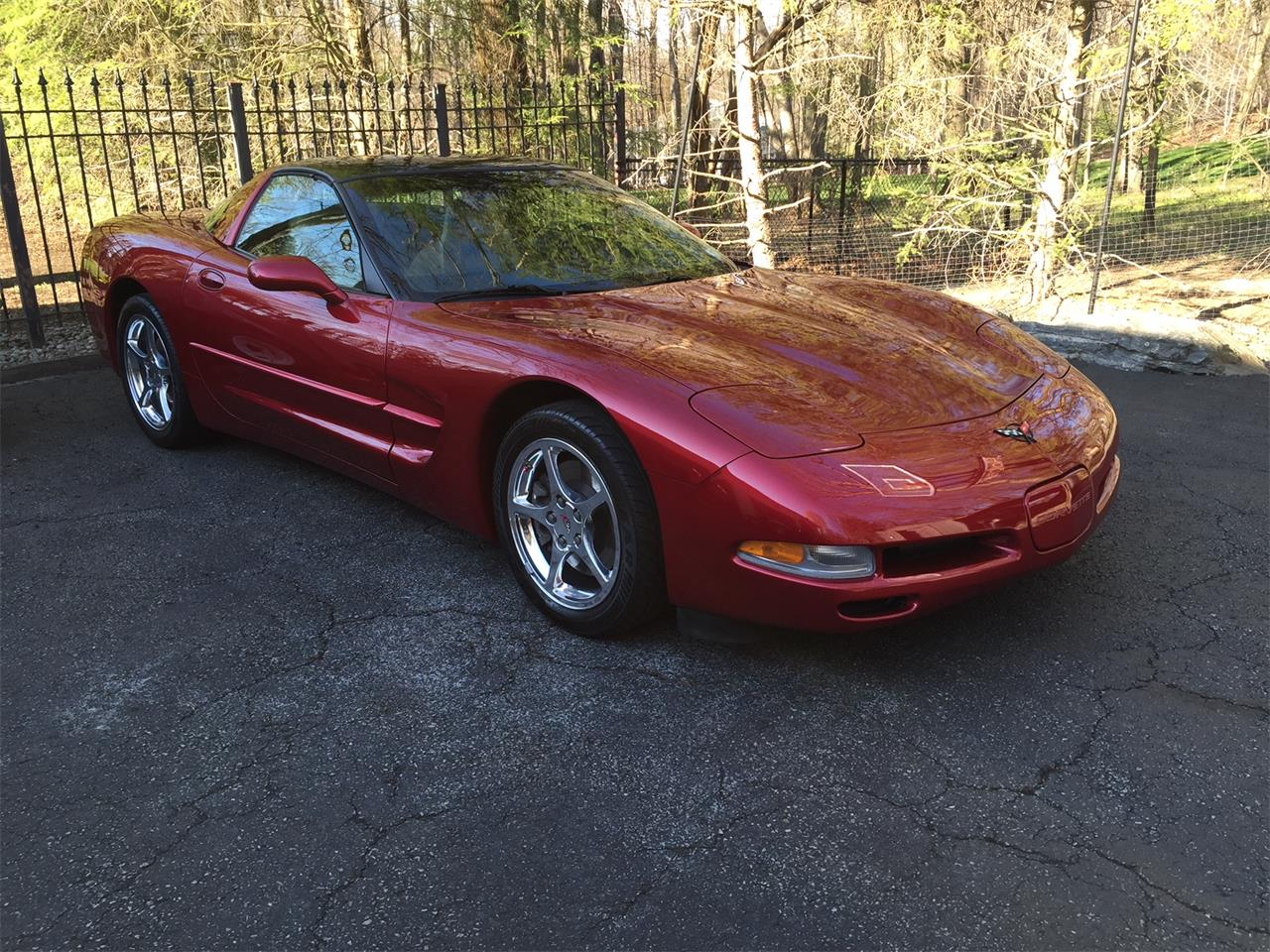 2001 Chevrolet Corvette (CC-1219453) for sale in Armonk, New York
