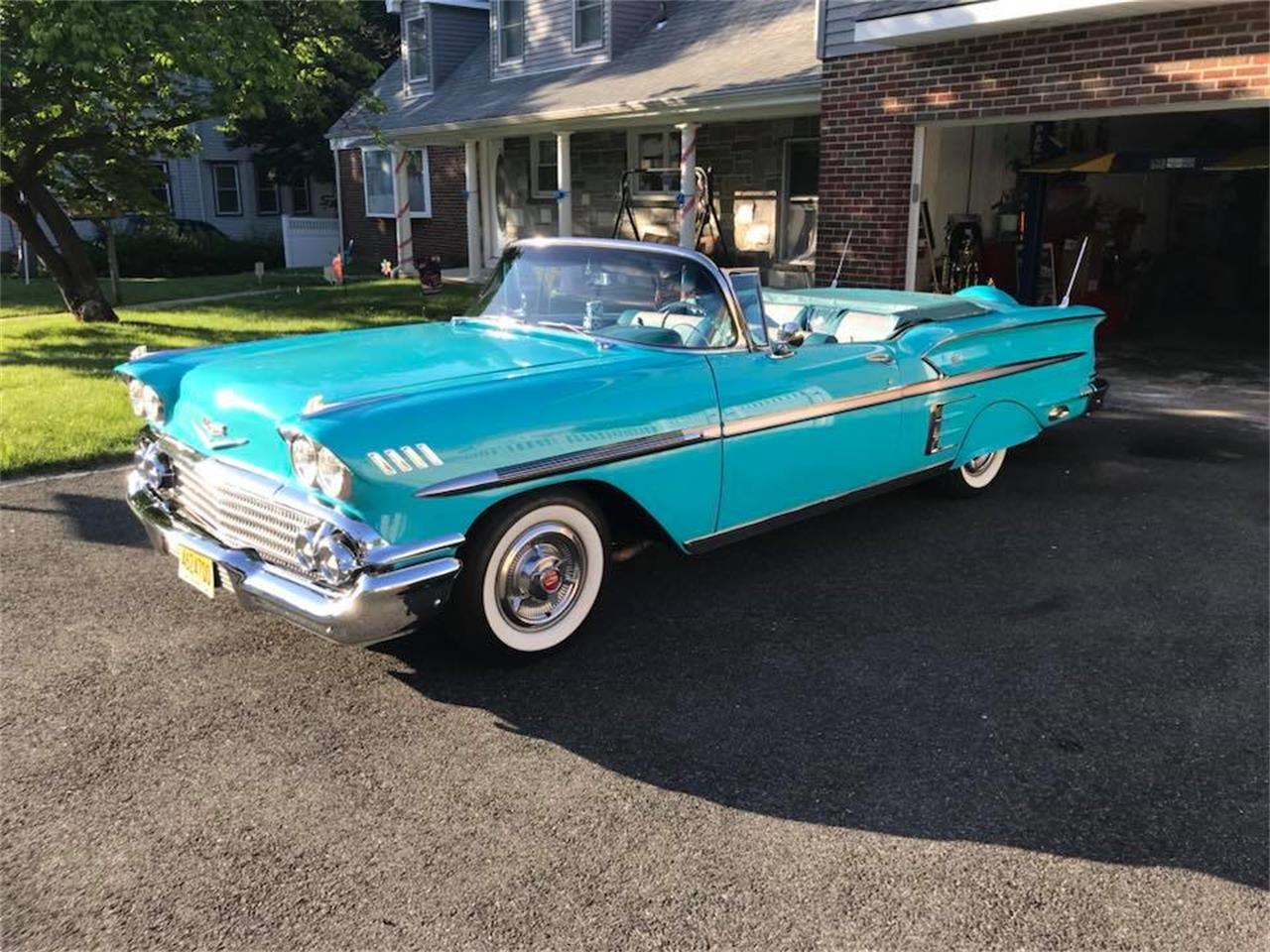 1958 Chevrolet Impala (CC-1219455) for sale in Mill Hall, Pennsylvania