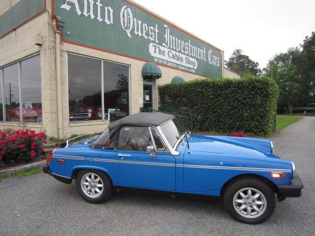 1976 MG Midget Mark IV (CC-1219473) for sale in Tifton, Georgia