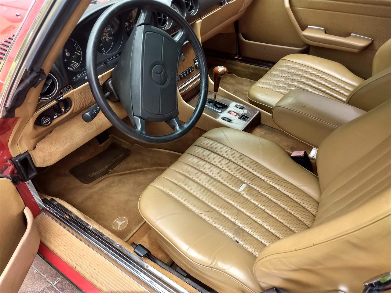 1989 Mercedes-Benz 560SL (CC-1219476) for sale in Naples, Florida