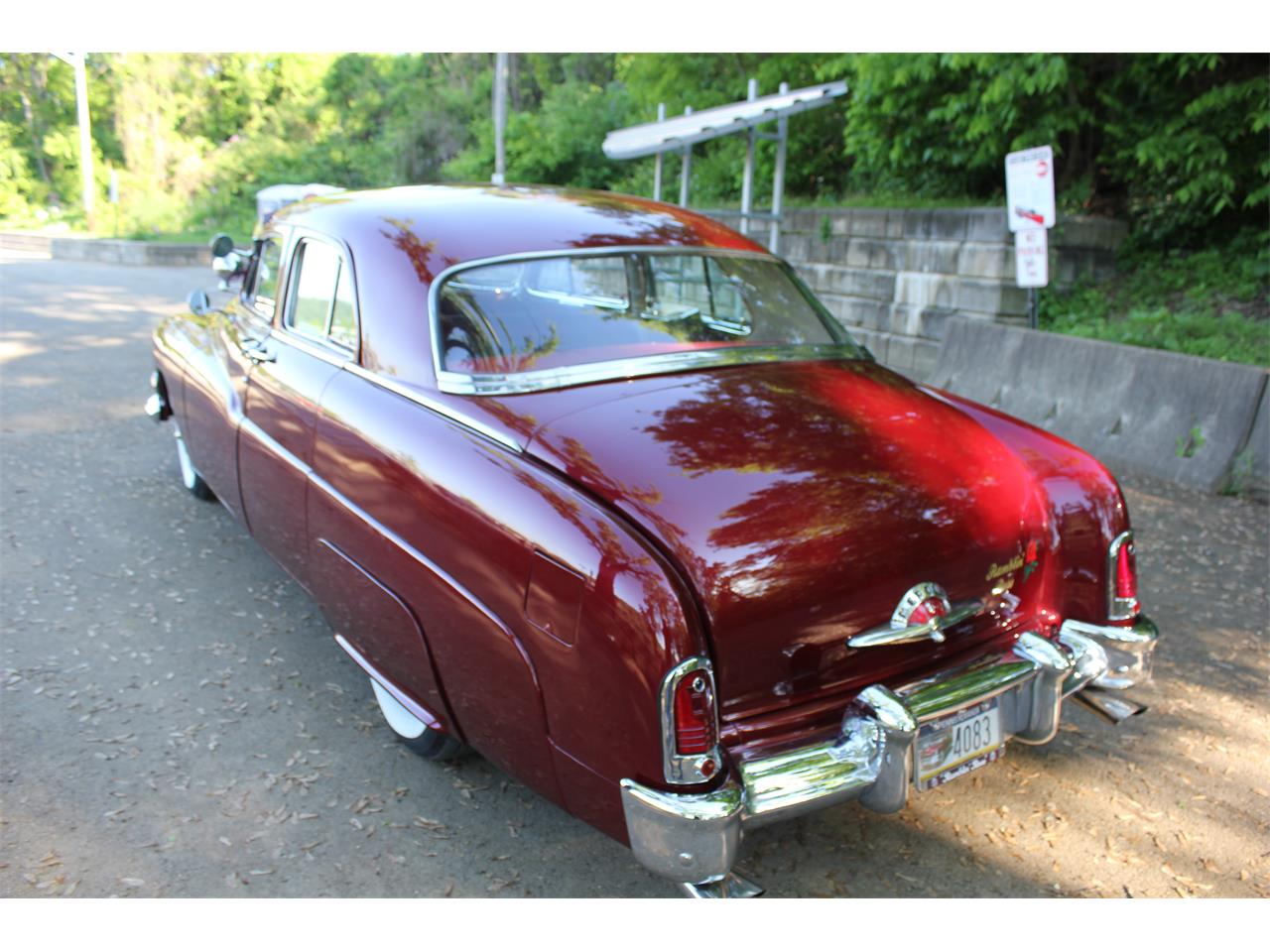 1951 Mercury Eight (CC-1219480) for sale in Sharpsburg, Pennsylvania