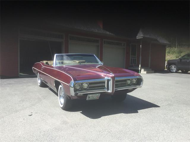 1969 Pontiac Catalina (CC-1219484) for sale in Winthrop, Maine