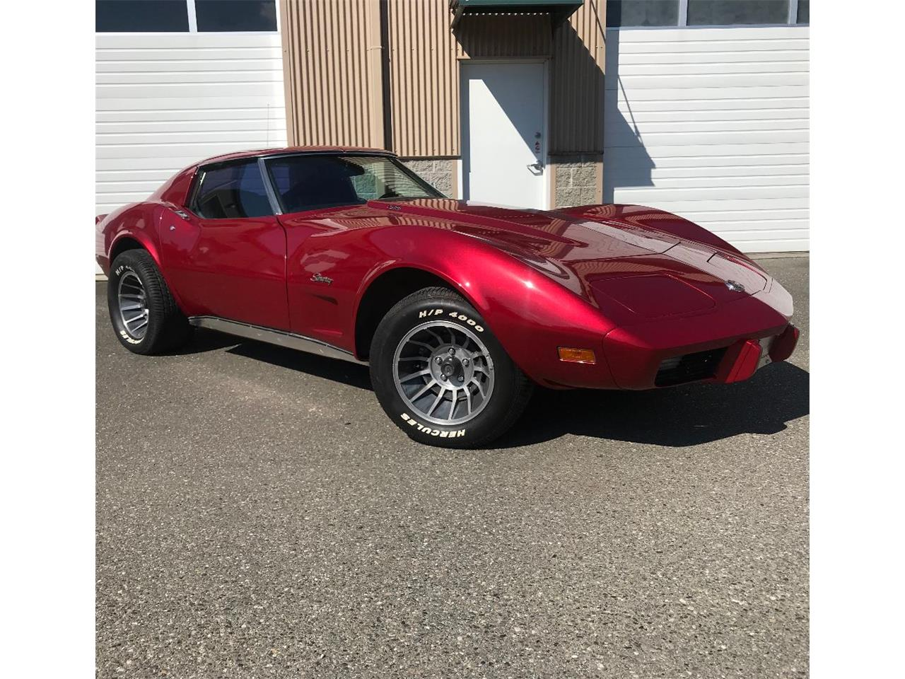 1976 Chevrolet Corvette (CC-1219491) for sale in Lynden, Washington