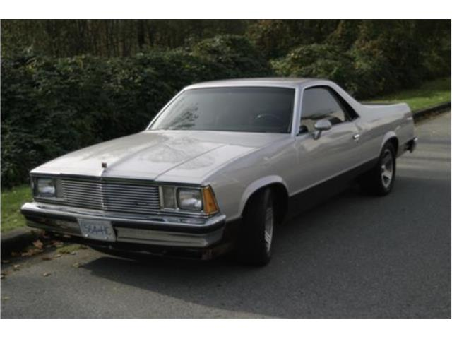 1980 Chevrolet El Camino (CC-1219516) for sale in Belle River, Ontario