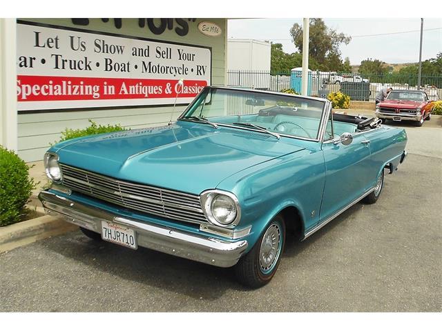 1962 Chevrolet Nova II (CC-1219522) for sale in Redlands, California