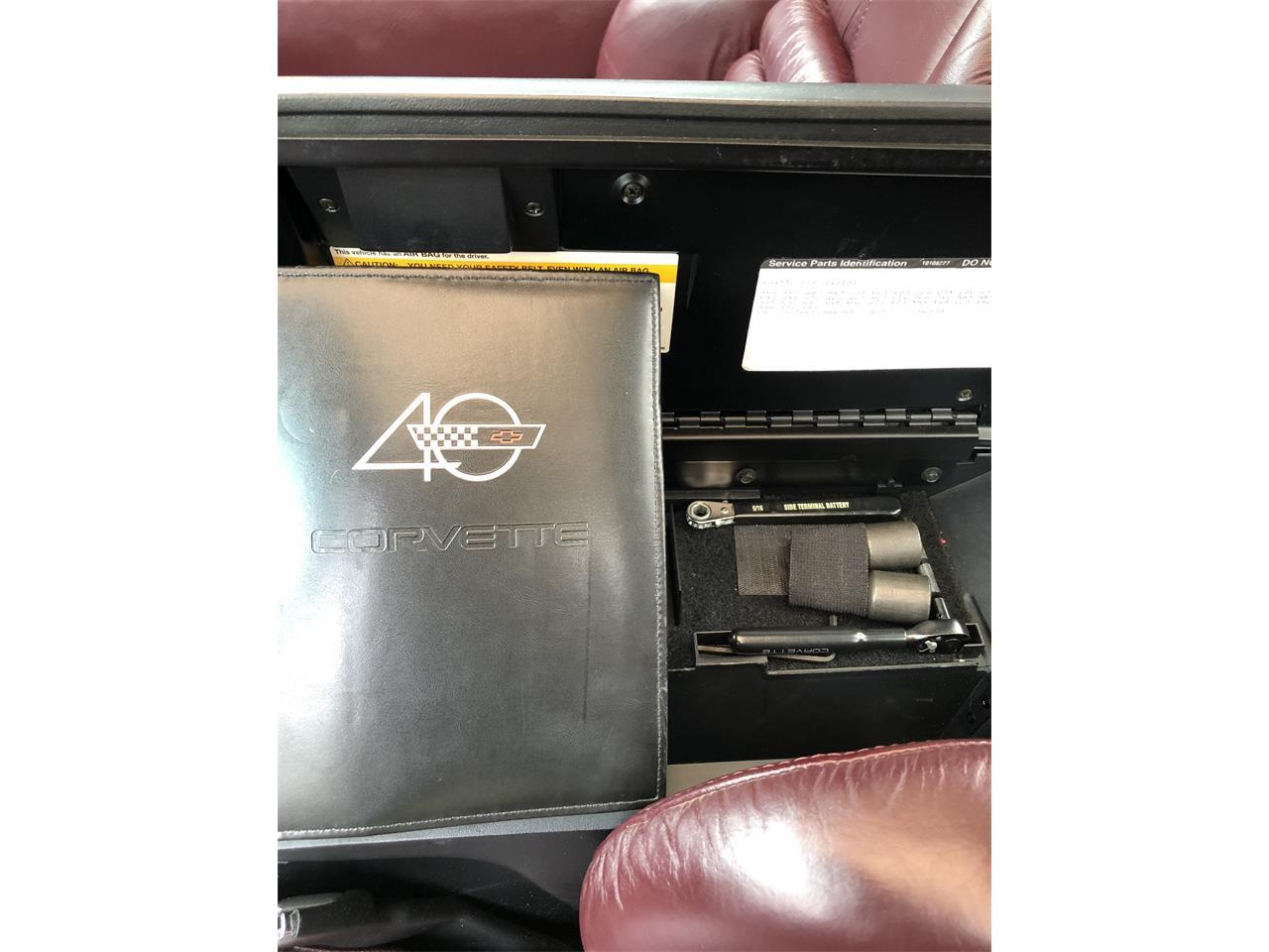1993 Chevrolet Corvette (CC-1219535) for sale in Sycamore, Illinois