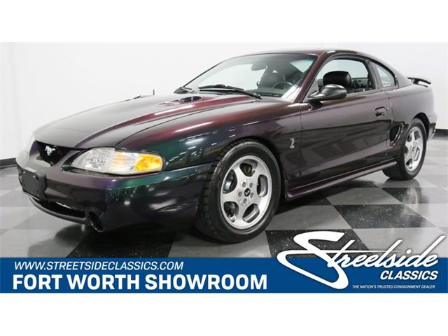 1996 Ford Mustang (CC-1219542) for sale in Ft Worth, Texas