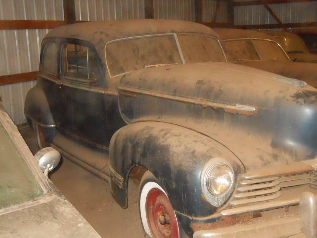1947 Hudson 4-Dr Sedan (CC-1219555) for sale in Cadillac, Michigan