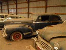1947 Hudson 4-Dr Sedan (CC-1219555) for sale in Cadillac, Michigan