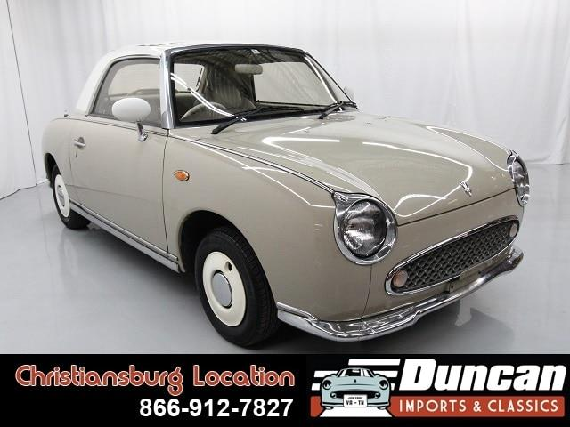 1991 Nissan Figaro (CC-1219576) for sale in Christiansburg, Virginia