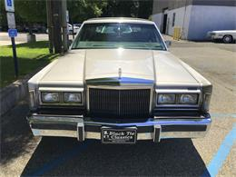 1988 Lincoln Town Car (CC-1219581) for sale in Stratford, New Jersey