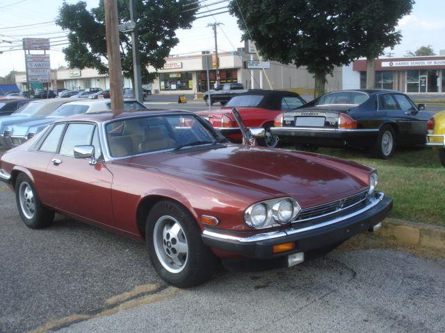 1984 Jaguar XJS (CC-1219590) for sale in Stratford, New Jersey