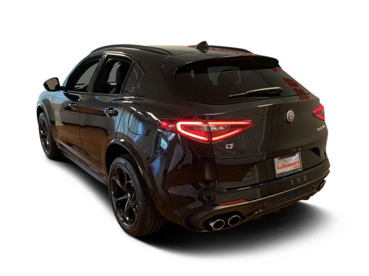 2018 Alfa Romeo Stelvio Quadrifoglio (CC-1210096) for sale in West Palm Beach, Florida