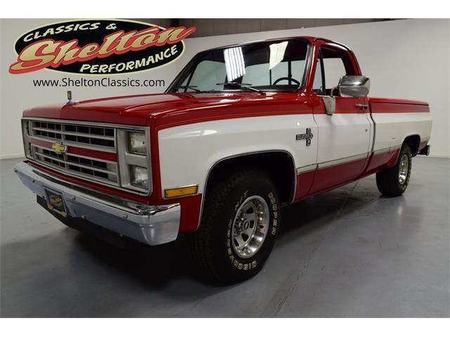 1987 Chevrolet Silverado (CC-1219608) for sale in Mooresville, North Carolina