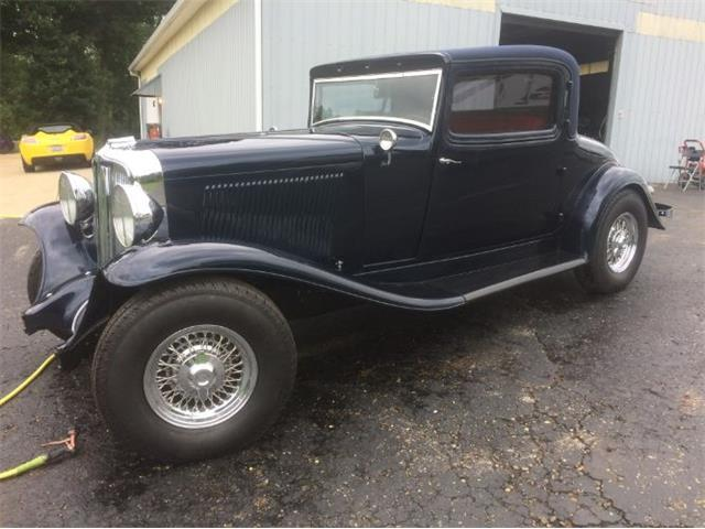 1932 Auburn Sedan (CC-1219640) for sale in Cadillac, Michigan