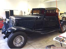 1932 Auburn Sedan (CC-1219640) for sale in Cadillac, Michigan